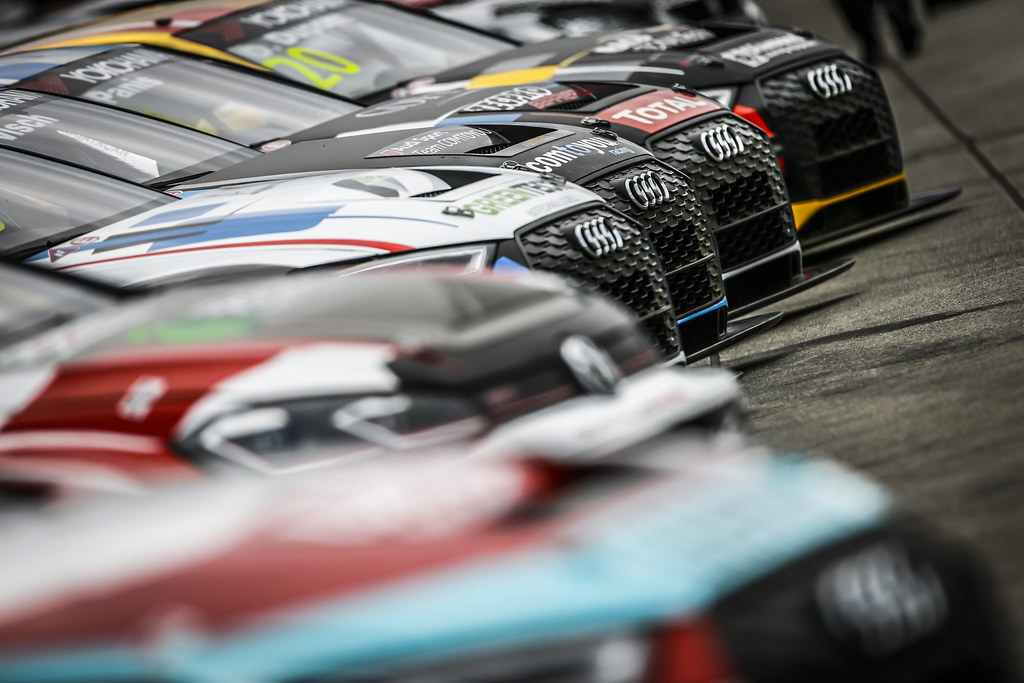ambiance Audi during the 2018 FIA WTCR World Touring Car cup of Japan, at Suzuka from october 26 to 28 - Photo Francois Flamand / DPPI