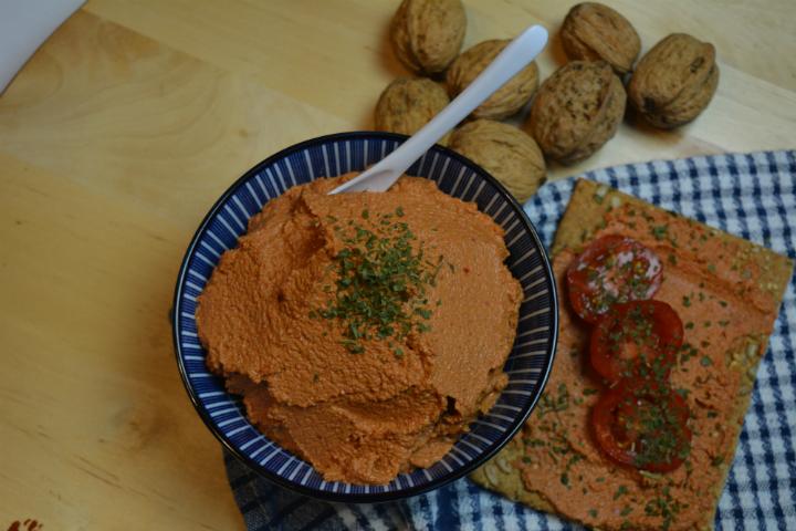 Recept: muhammara, de nieuwe hummus??