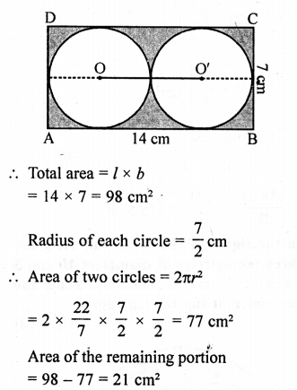 RD Sharma Class 10 Pdf Free Download Full Book Chapter 15 Areas related to Circles