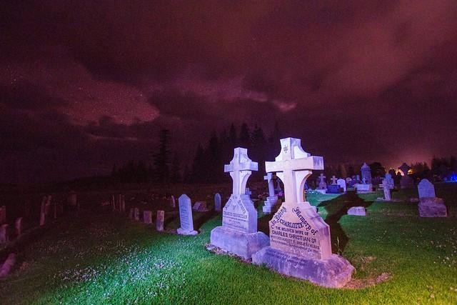 Norfolk Island Historic Cemetery, Nikon D7200, Sigma 10-20mm F3.5 EX DC HSM