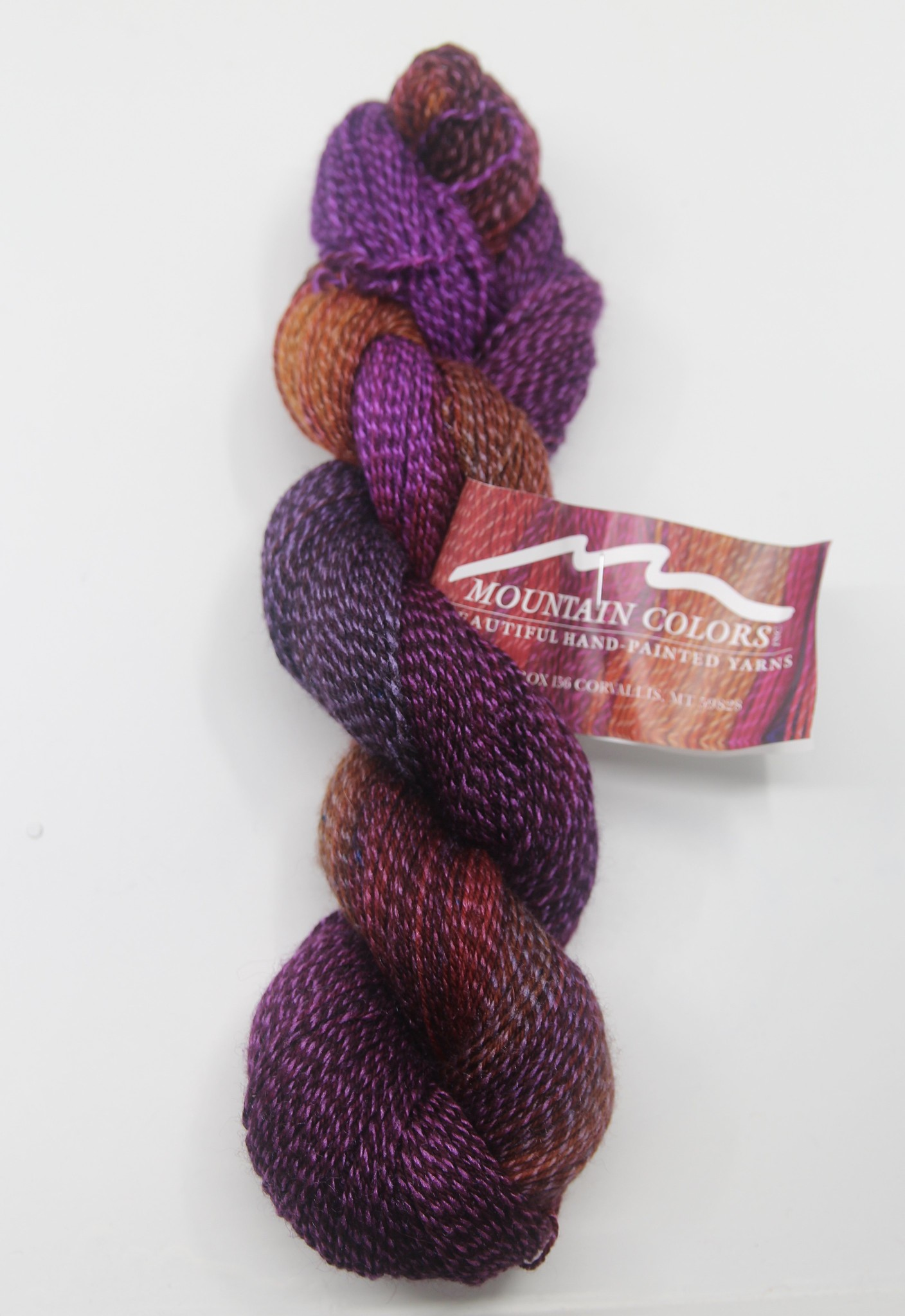 Mtn Colors Twizzlefoot Sock Snapdragon