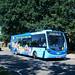 Metrobus No. 6110, registration SK66 HTG.