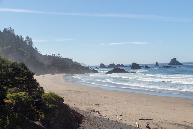 Ecola State Park - Indian Beach