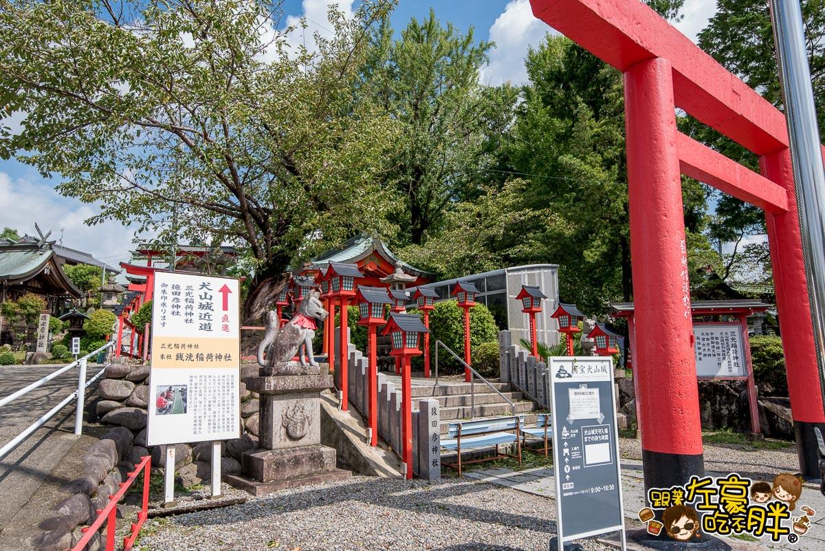 日本名古屋 犬山城+老街(中部探索之旅)-27