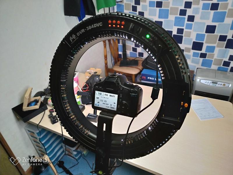 Falcon Eyes DVR-384DVC 開封レビュー (38)