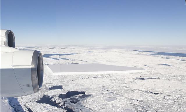 Tabular Iceberg Panorama