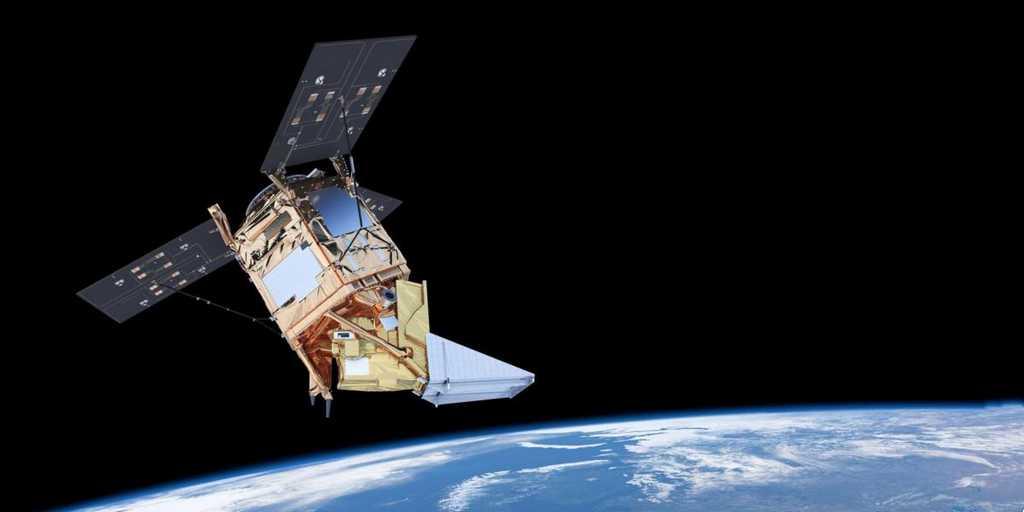 Copernicus Sentinel-5P : de nouveaux problèmes atmosphériques