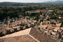 Views from castle roof  4