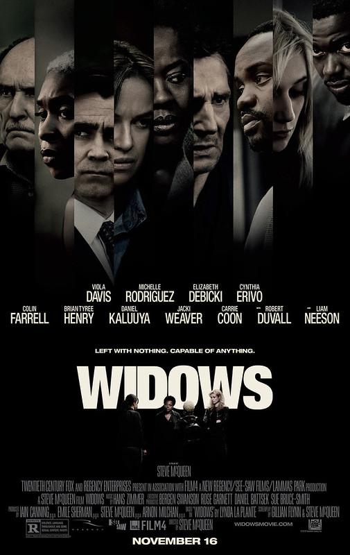 Widows - Film - Poster 1
