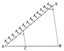 NCERT Solutions for Class 10 Maths Chapter 11 Constructions 1