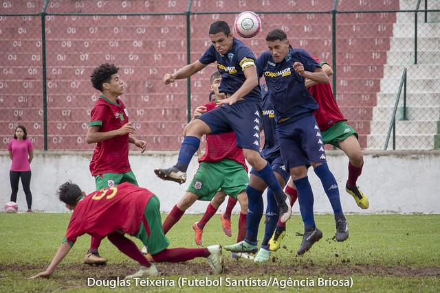 Portuguesa Santista 2 x 1 Osvaldo Cruz (Sub-15)