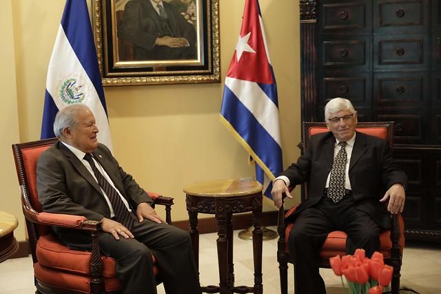 Despedida de Embajador de Cuba , Finaliza misión diplomática