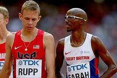 Galen Rupp vs. Mo Farah na nedělním Chicago maratonu