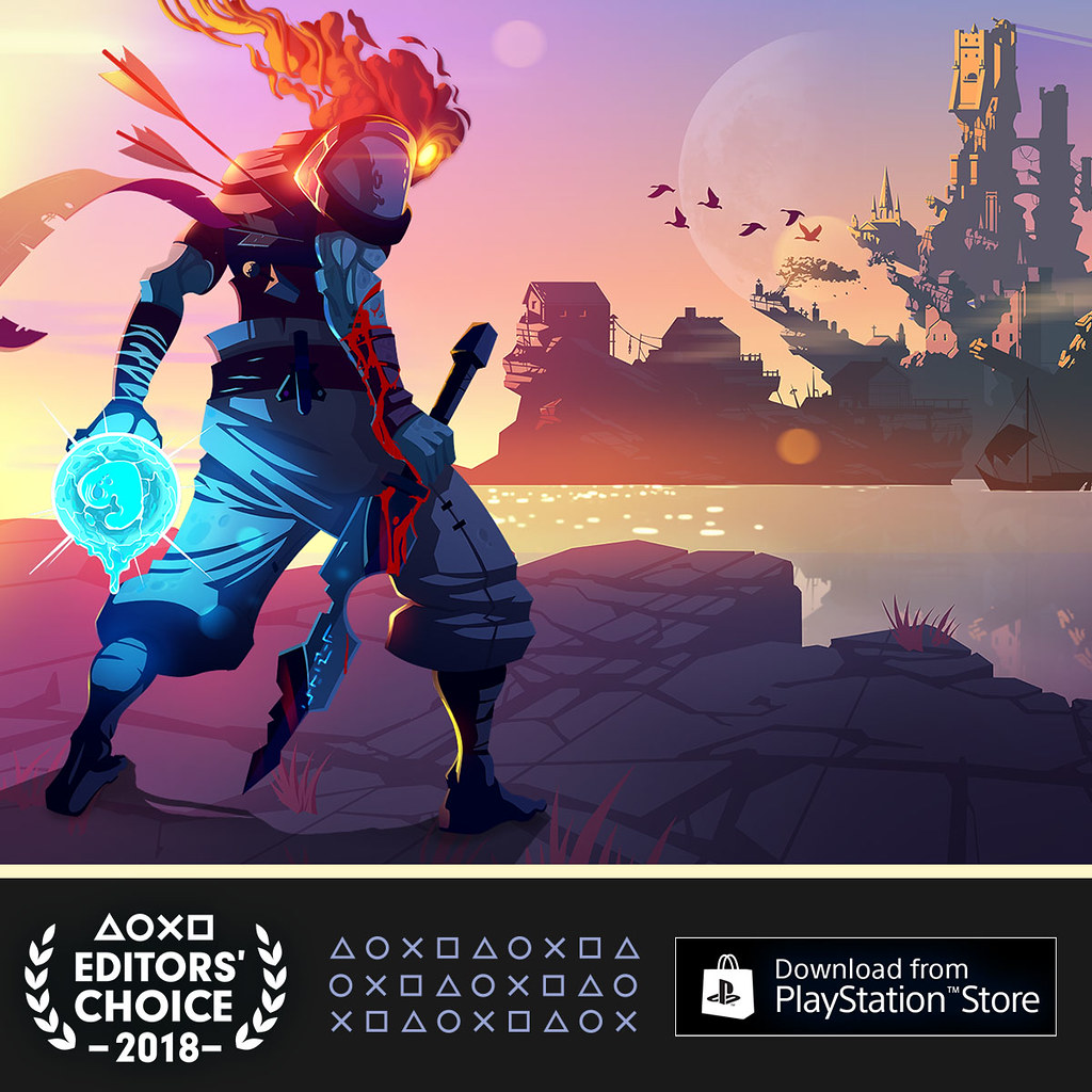 PlayStation Editor's Choice Q3 2018: Dead Cells