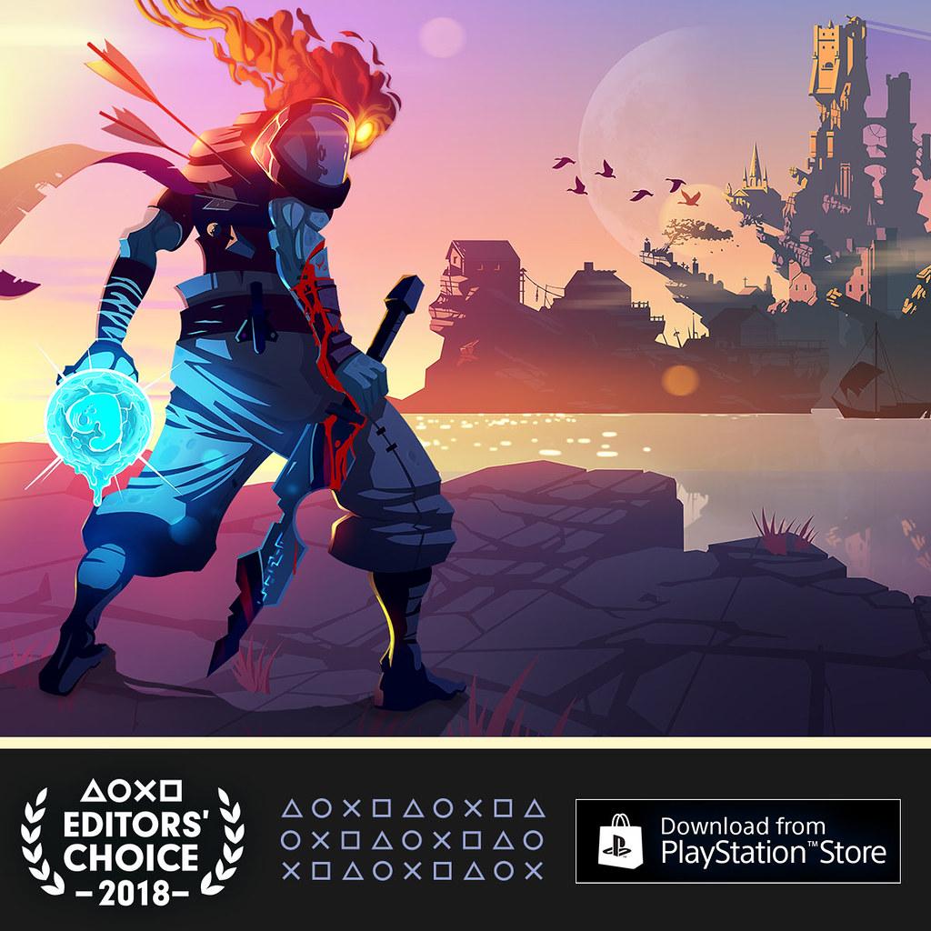 PlayStation Editor's Choice Q3 2018: Dead Cells