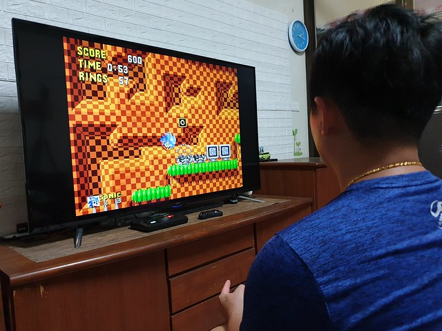 「SEGA MD 復古遊戲機」經典再現感動滿載,內建85款經典遊戲/電視遊樂器 - 36