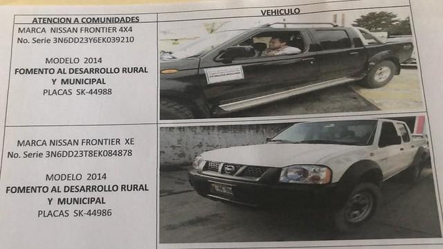 autos municipales en venta
