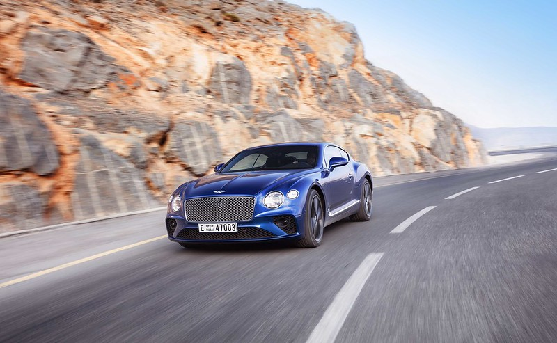 First Drive of the All New Bentley Continental GT W12 2019 Carbonoctane