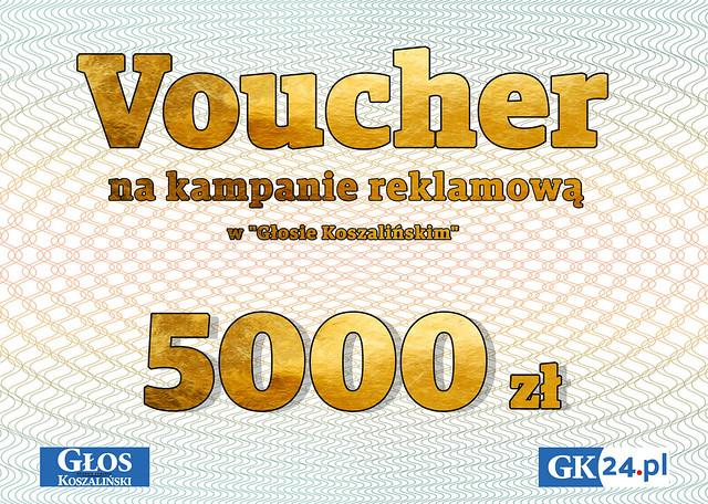 Q801616157A-2 voucher GK 5000