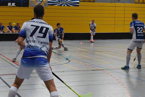 Donau Floorball vs. Schriesheim