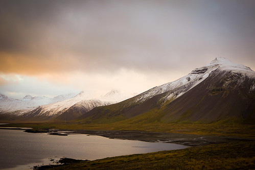 Snæfellsnes Mountains - Snæfellsnes Peninsula Tour. Photographer Scott Drummond