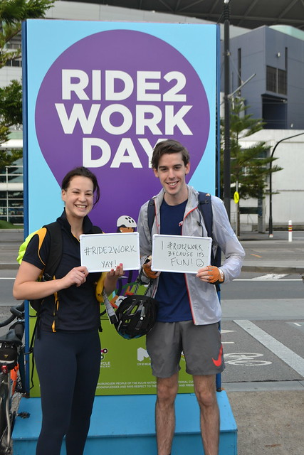 Ride2Work Day 2018