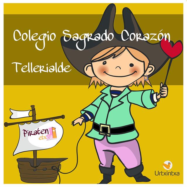 Pirata egonaldia-Colegio sagrado corazón-Tellerialde 2018-10-30/2018-10-31