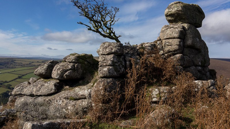 Sharp Tor (Chinkwell) Outliers