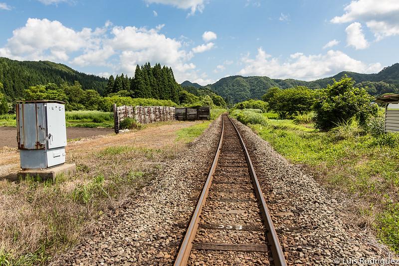 Línea de tren Akita Nairiku