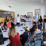 Seg, 22/10/2018 - 14:16 - Reforçar os laços de cooperação inter-institucional e promover a mobilidade académica de estudantes e docentes  foram os principais objetivos do protocolo celebrado entre o Politécnico de Lisboa e a Hogeschool PXL University College.