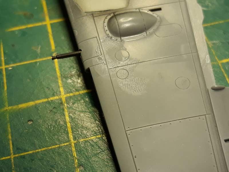 Bf 109E-7 Tropenversion 44744922944_676852e145_b