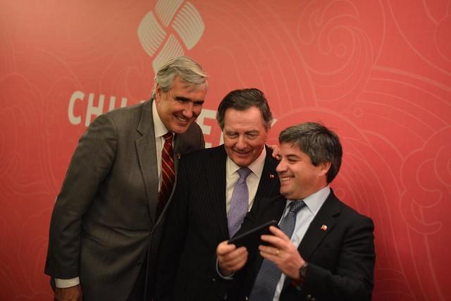 #ChileWeek China 2018- Paneles de discusión para promocionar la oferta de Chile