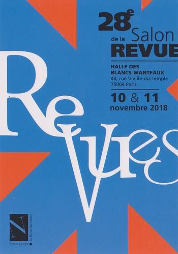 PE 30 Salon de la revue 2018-10-24 001