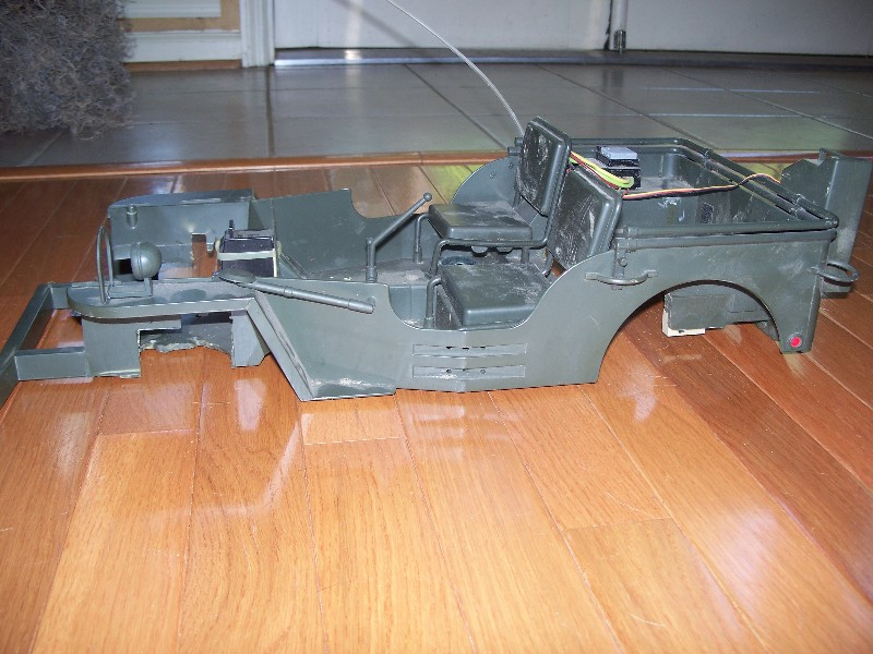 Building an RC sixth scale Jeep 44811663384_c4d43977fd_o
