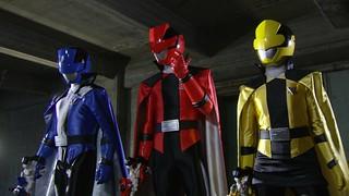 Thief Sentai Lupinranger VS Police Sentai Patranger Episode