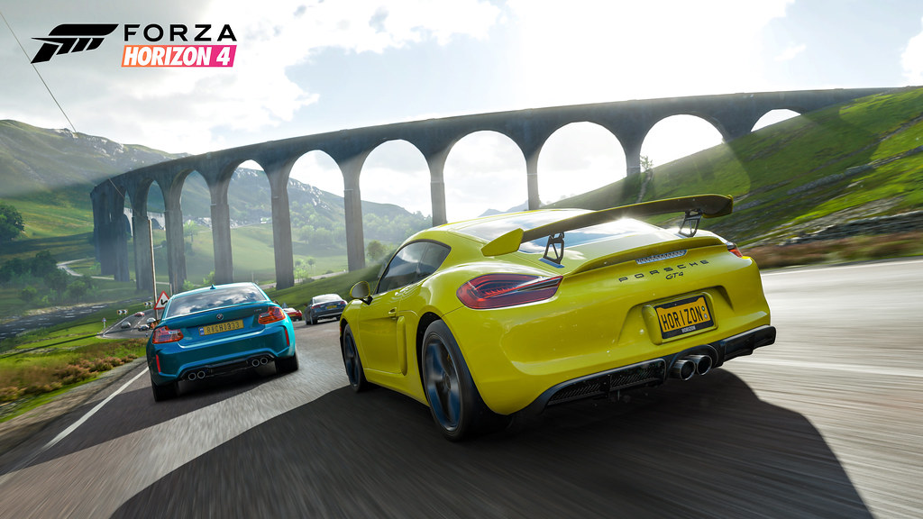 """Forza Horizon 4"" Previews - BMW and Porsche"