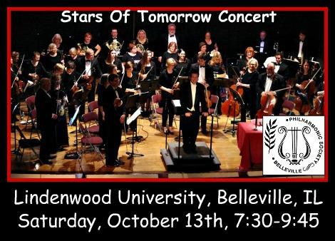 Belleville Philharmonic 10-13-18