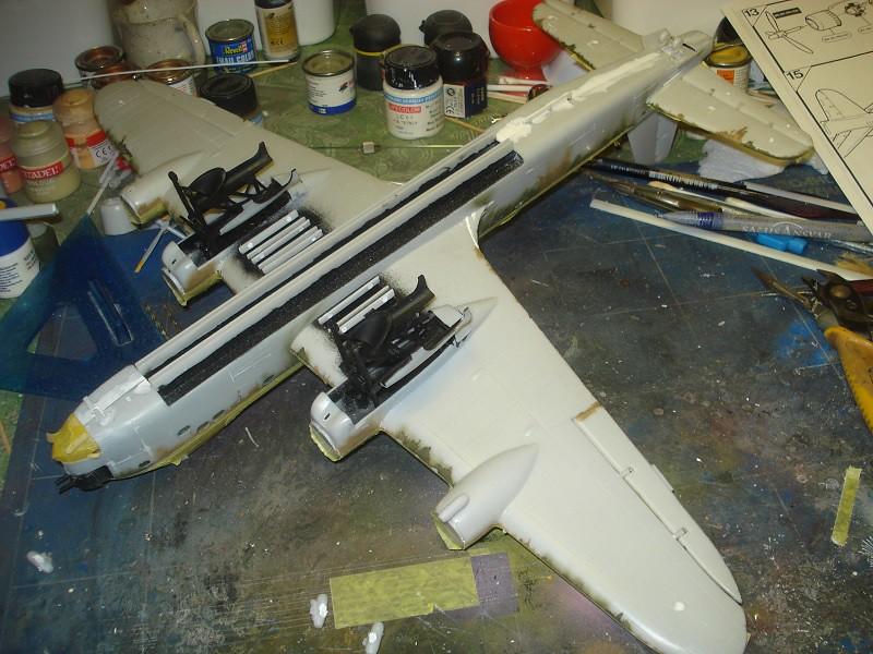Short Stirling B1/B3 - Airfix 1/72 - Sida 5 44911517854_ebbf48eb98_b