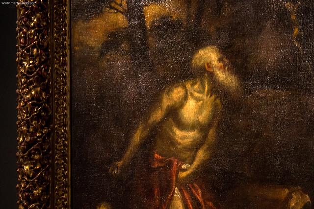 San Girolamo penitente, Tiziano Vecellio