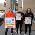 Madison Malcolm, Gwen Freeze, Chantal Gammie (WSOC Sept 2018)