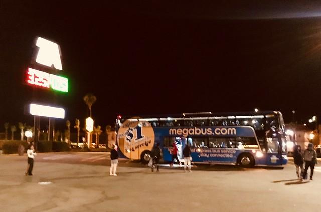 Megabus Stretch Stop