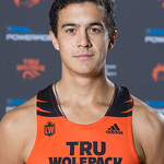 Etienne Lavigne, WolfPack Cross Country Running