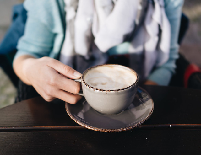 Coffee [E], Sony DSC-RX1, 35mm F2.0