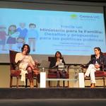 Expertos analizaron los desafíos del proyecto de ley que crea nuevo Ministerio de Familia y Desarrollo Social