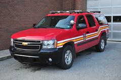 Mount Vernon Fire Department Deputy Chief