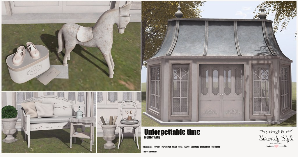 Serenity Style- Unforgettable time gacha - TeleportHub.com Live!