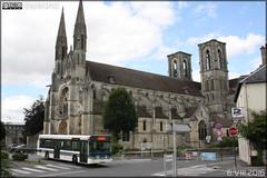 Heuliez Bus GX 327 - TUL (Transports Urbains Laonnois) / CTPL (Compagnie des Transports Urbains du Pays de Laon)(RATP Dev) n°58 - Photo of Laon