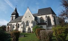Eglise de Rollancourt - - Photo of Willeman