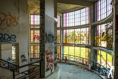 Lost Places: Preventorium Dolhain