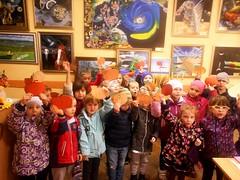 """Промо-проект """"Книжковий сад для дошкільнят"""".18.10.18. ім. О. Грибоєдова"""